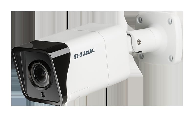 D-Link DCS-4718E WDR kamera 8Mpx, Out. bullet, PoE - DCS-4718E