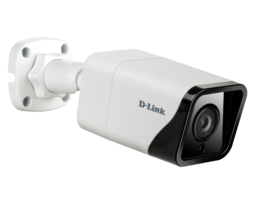 D-Link DCS-4712E 2-Megapixel H.265 Outdoor Bullet Camera - DCS-4712E