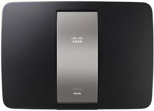 Linksys EA6700-EN Smart WiFi AC 1750 router, USB3