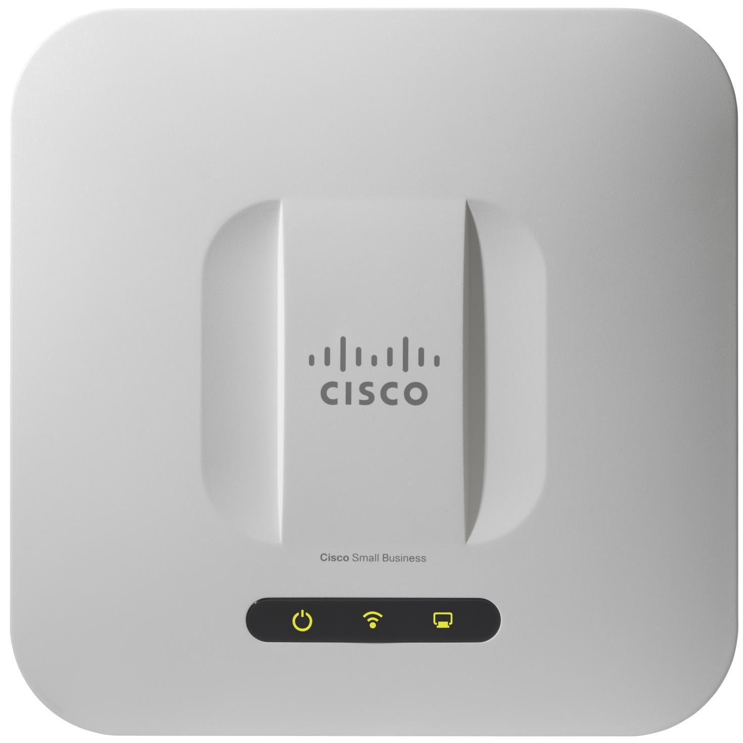 Cisco WAP551-E-K9 Single Radio 450Mbps AP with PoE