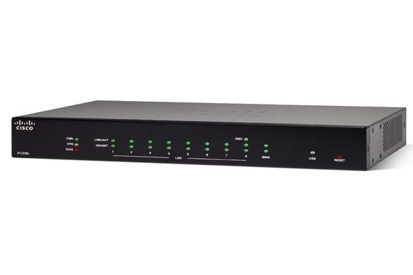 Cisco RV260 VPN Router