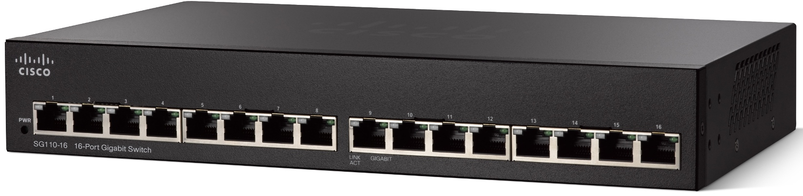 Cisco SG110-16 16-Port Gigabit Switch