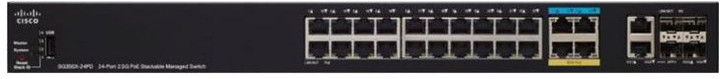 Cisco SG350X-24PD-K9-EU