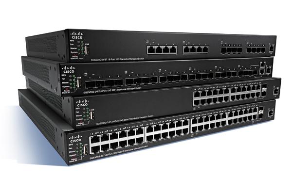 Cisco SG350X-24MP-K9-EU