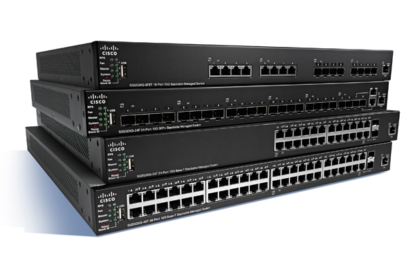 Cisco SG350X-48MP-K9-EU