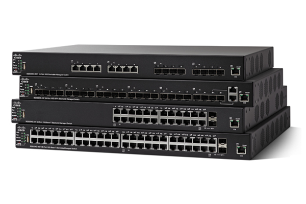 Cisco SF550X-48P-K9-EU