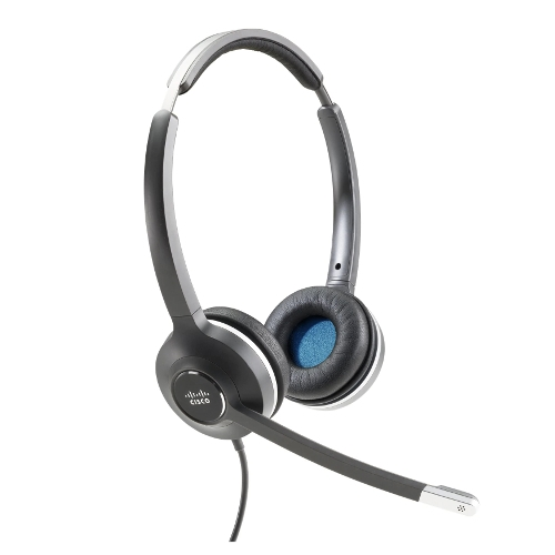 Cisco Headset 532 (Wired Dual with USB-A Headset Adapter)