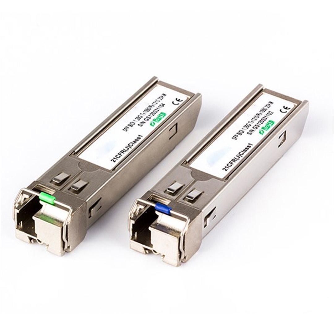 SFP 1G WDMB Tx:1550 Rx:1310 2km Cisco - SFP-1G-WDMB-2KM-CG