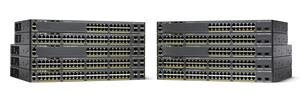 Cisco WS-C2960XR-24PS-I,24xGigE PoE 370W, 4x1G SFP