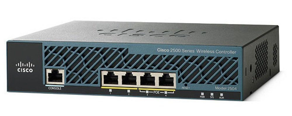 Cisco AIR-CT2504-50-K9