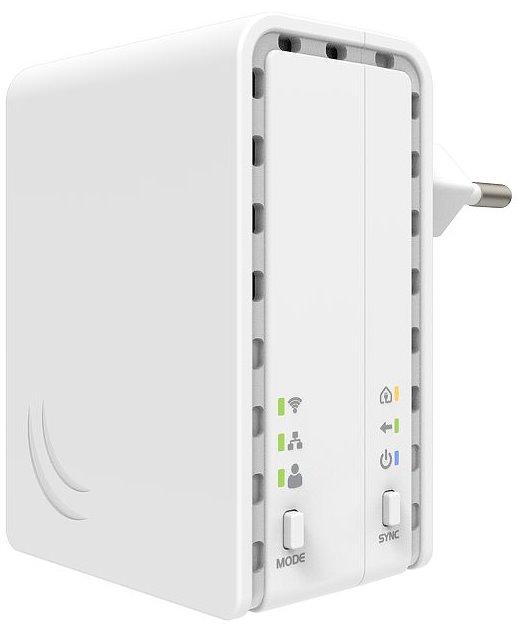 MikroTik PL7411-2nD - PWR-LINE AP, EU plug - PL7411-2nD