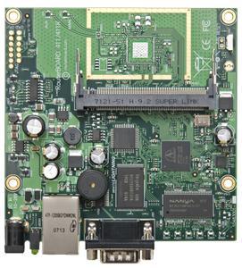 Mikrotik RB411AH 680 MHz, 64MB RAM, RouterOS L4