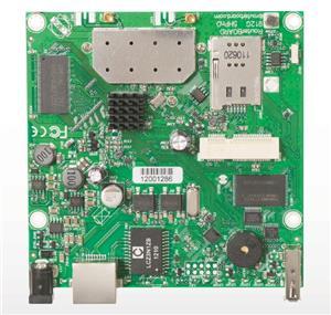 Mikrotik RB912UAG-2HPnD 600MHz, 64MB RAM, ROS L4