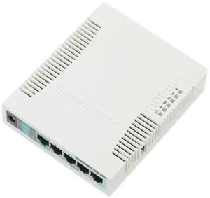 Mikrotik RB951G-2HnD, 600MHz,128MB RAM,RouterOS L4 - RB951G-2HnD