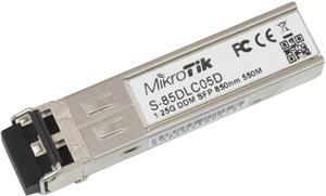 MikroTik SFP modul S-85DLC05D, MM, 550m, 1.25G - S-85DLC05D