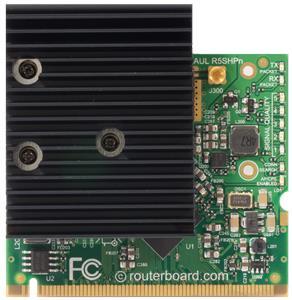 Mikrotik  R5SHPn miniPCI karta 802.11a/n (5 GHz)