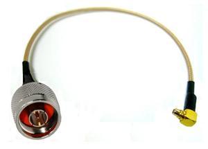 Pigtail N/M-MMCX/M, 23cm