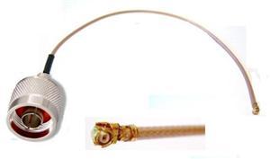 Pigtail U.FL  - N/M, 23cm