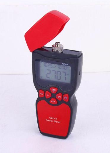 Tester optických tras typ 900C, měří útlum trasy - WS-NF900C