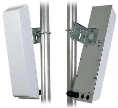 GigaSektor Duo BOX 16/120V, 5GHz MIMO 2x vertikal.