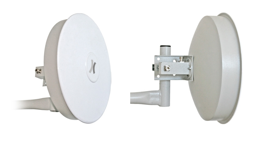 CYBERBAJT DishEter Anténa Duplex 23dBi H/V, 5,8GHz