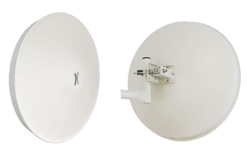 CYBERBAJT DishEter Anténa Duplex 28dBi H/V, 5,8GHz