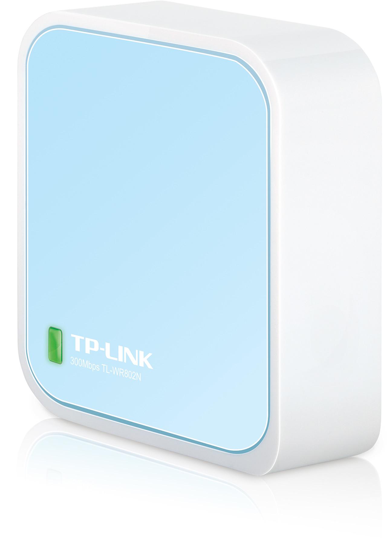 TP-LINK TL-WR802N AP Router