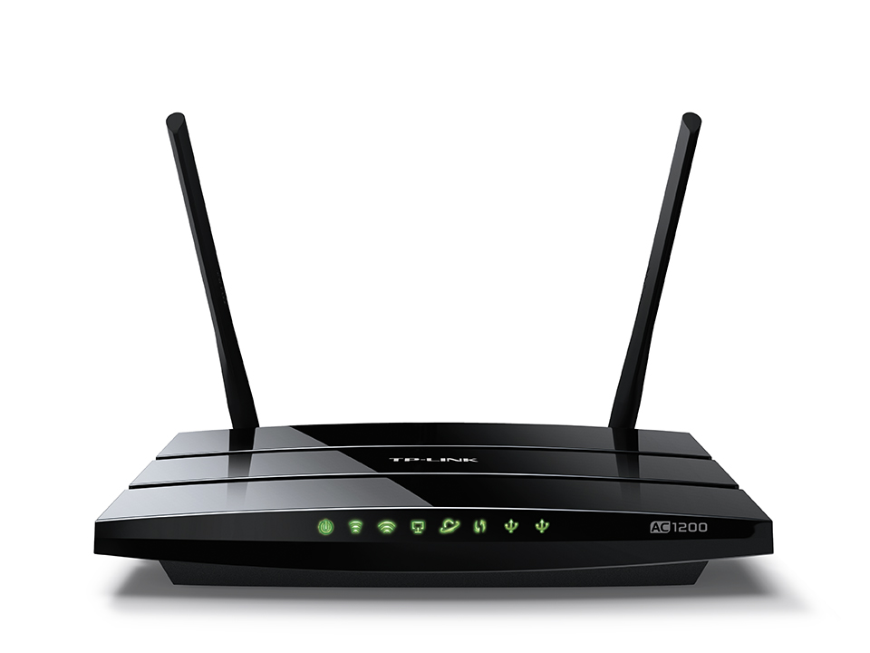 TP-Link Archer C5 AC1200 WiFi DualBand Gbit Router