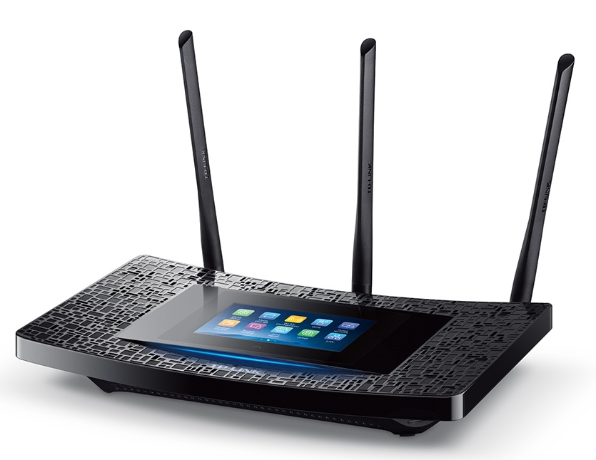 TP-Link Touch P5 AC1900 WiFi DualBand Gbit Router