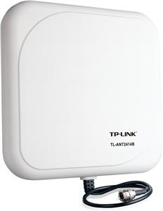 TP-Link TL-ANT2414B 2.4GHz 14dBi Outdoor, Direct.