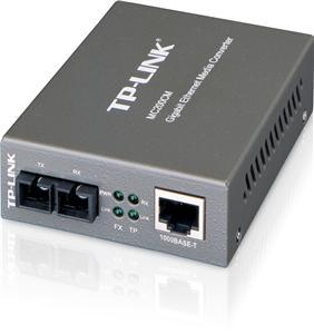 TP-Link MC200CM Gb MM 550m 850nm SC Media Converter - MC200CM