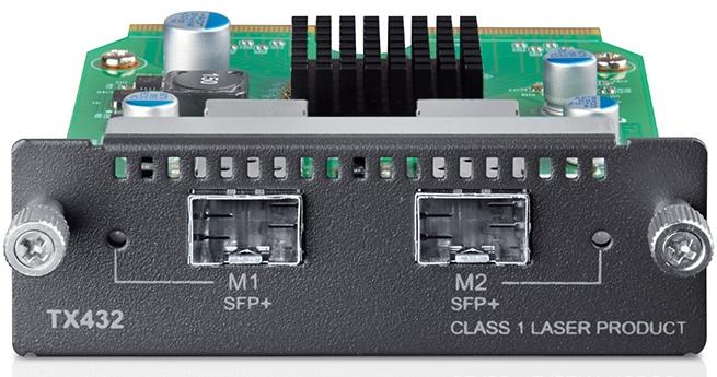 TP-Link TX432 10-Gigabit 2-Port SFP+ Module - TX432