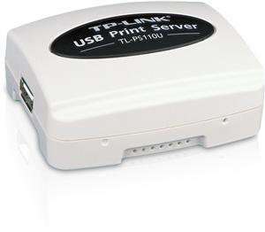 TP-Link TL-PS110U Single USB2.0 Port Fast Ethernet