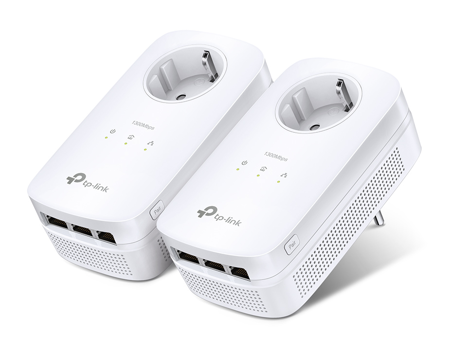 TP-Link TL-PA8030PKIT 1300Mbps Powerline Kit