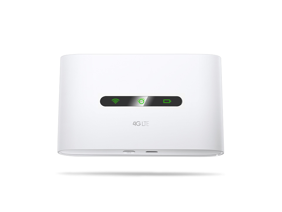 TP-Link M7300 4G LTE Mobile WiFi with 4G Modem