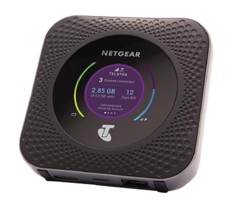 NETGEAR Nighthawk M1 Mobile Router, MR1100