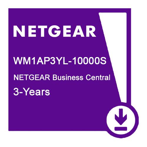 NETGEAR CLOUD WLESS MGMT 1 AP 36 MONTHS, WM1AP3YL