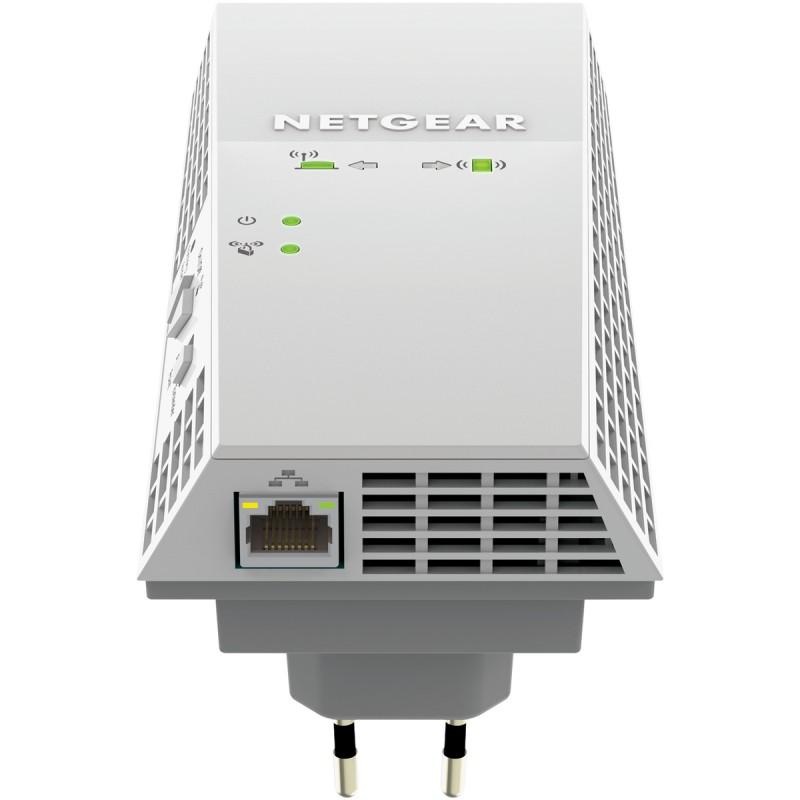NETGEAR 1PT AC2200 WALLPLUG EXTENDER, EX7300