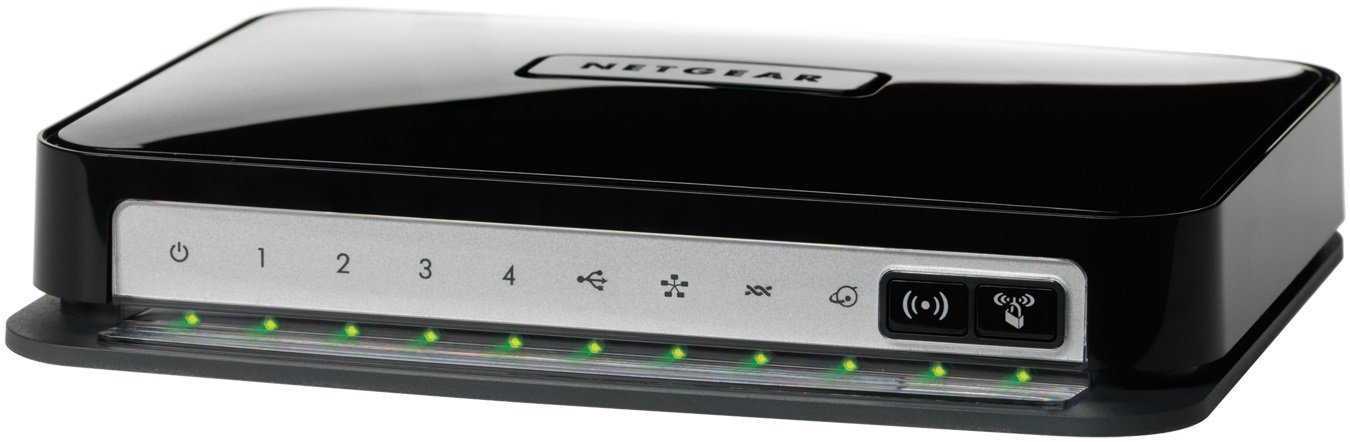 NETGEAR N300 WIRELESS ADSL2 AND ROUTER, DGN2200