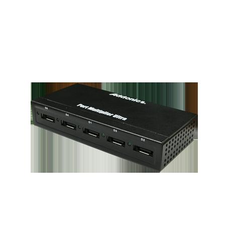Addonics Port Multiplier Ultra eSATA / USB 3.0,