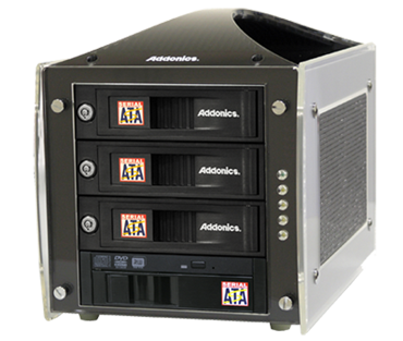 Addonics Multi-Media Tower Deluxe