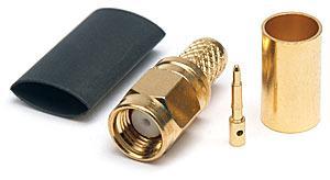 konektor SMA Male (pin, závit zevnitř) - 1103340