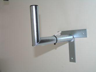 Anténní držák 30cm T (p.3,2 cm) -