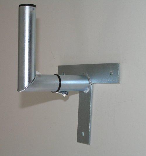 Anténní držák 20cm T (p.4,2 cm)