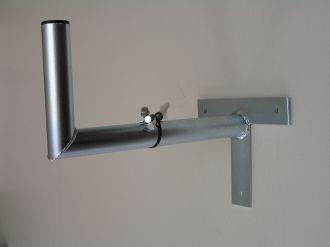 Anténní držák 40cm T (p.4,2 cm)