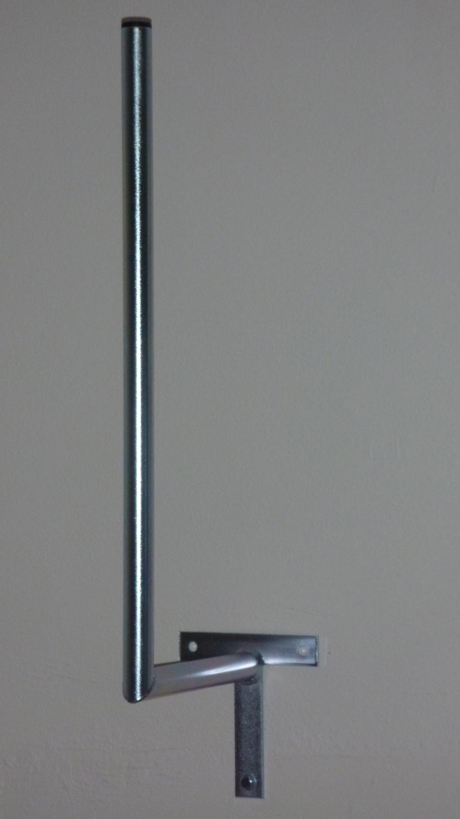 Anténní držák 25/63cm T (p.2,8 cm)