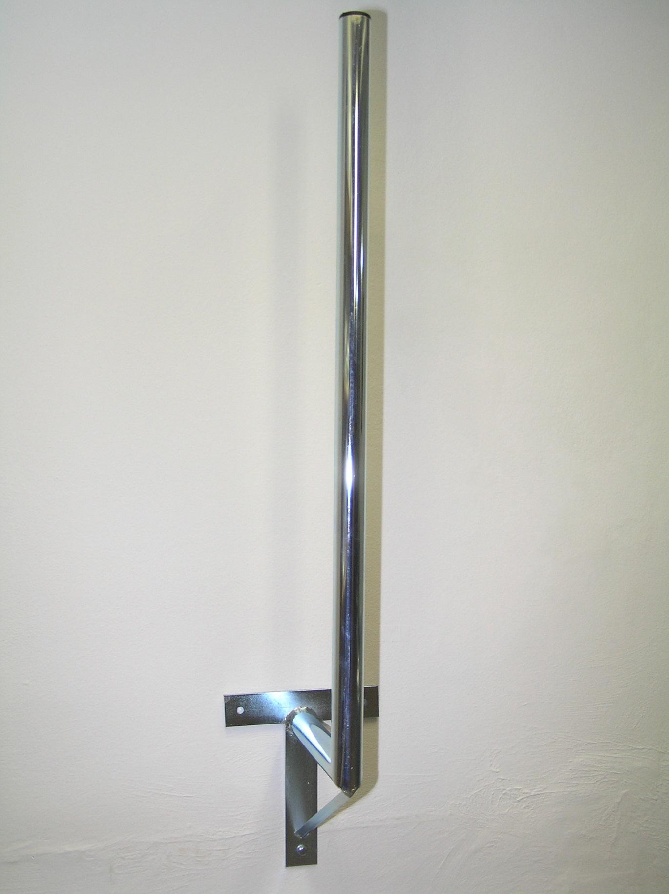 Anténní držák 30/100cm T (p.4,2 cm)