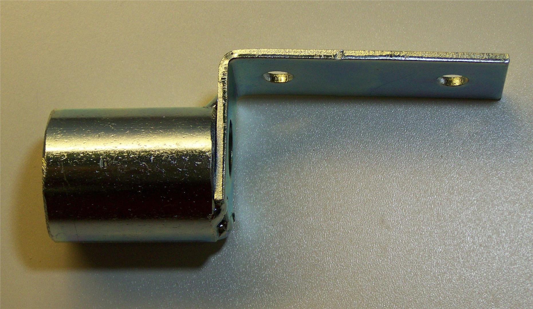 KNF konzola mini Piko na zeď, dvoubodová, 4cmx5cm