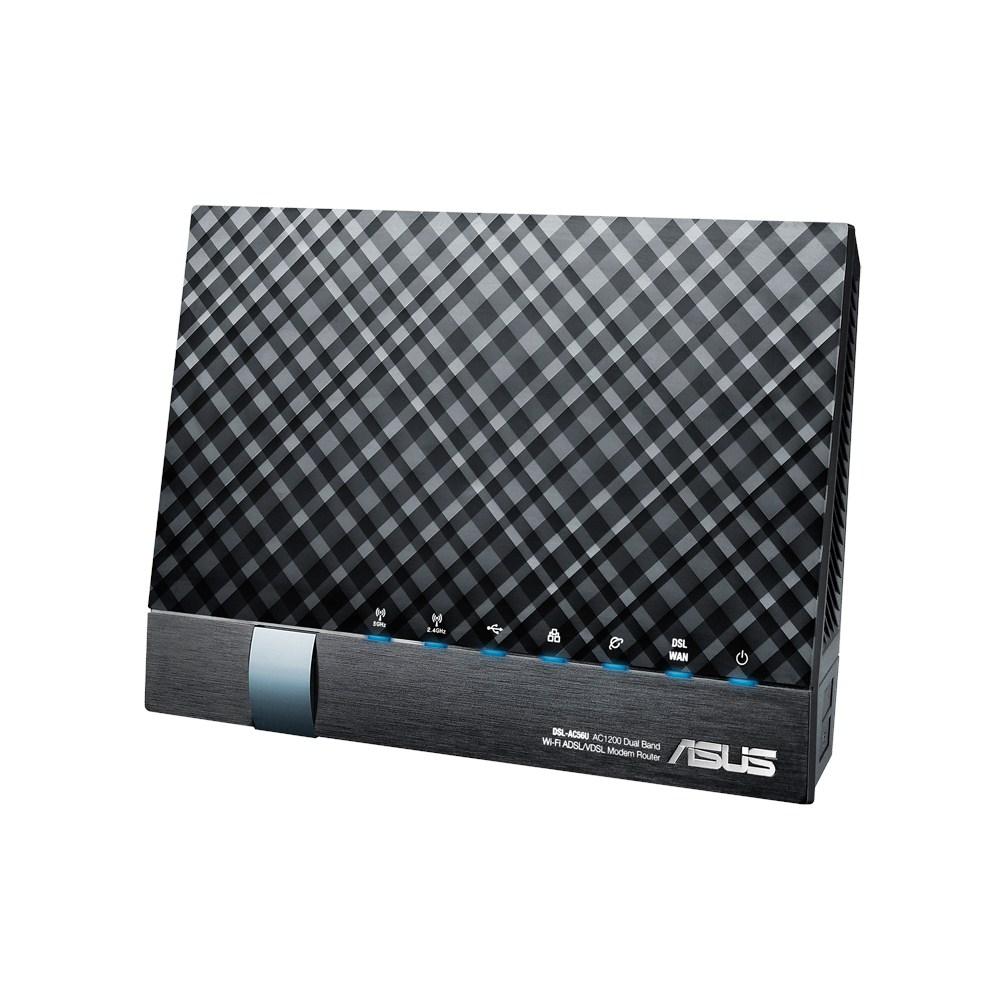 ASUS DSL-AC56U Dual-B VDSL2/ADSL AC1900 router