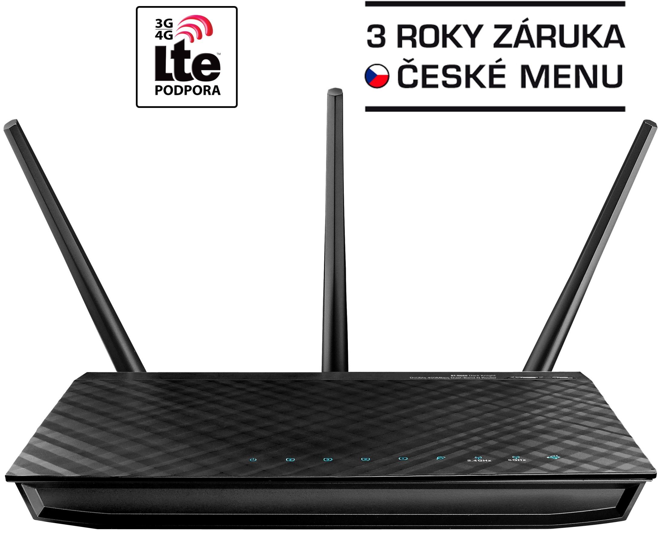 ASUS RT-N66U Dual-B Wifi-N900 Gb router